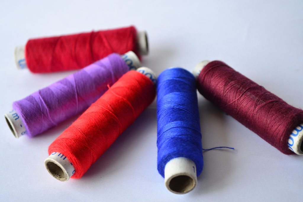 Conceptos Básicos Costura y Patchwork 4- Hilos