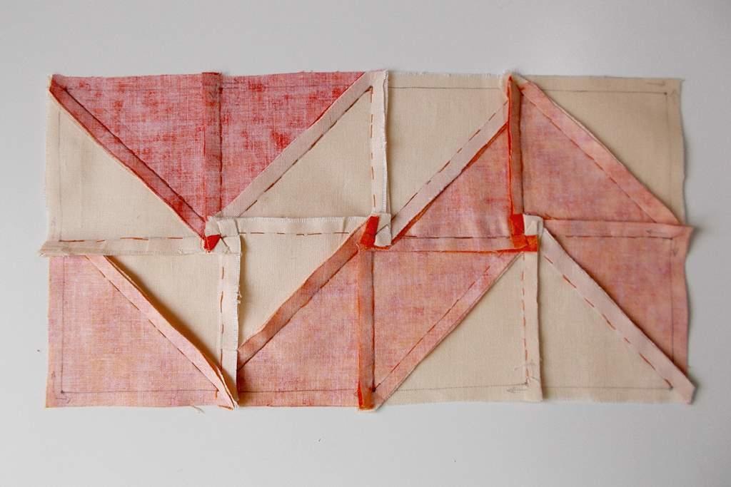 Margenes triángulos