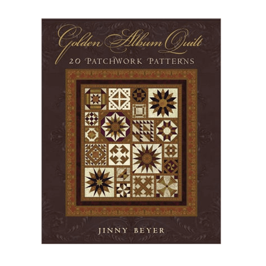 libro jinny beyer Golden Album Book