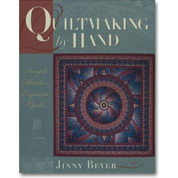 libro jinny beyer Quiltmaking by Hand