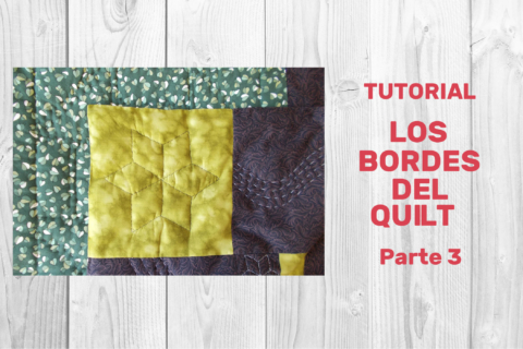 Tutorial Bordes Quilt 3