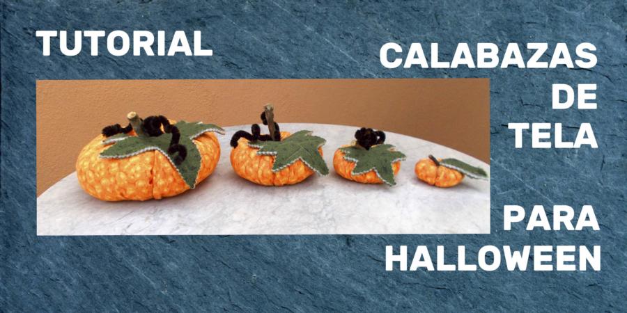 Tutorial Calabazas Halloween
