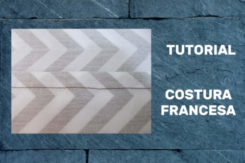 tutorial costura francesa