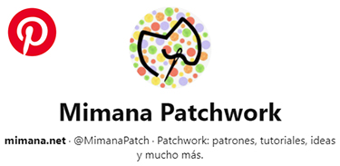 Mimanapatch Pinterest